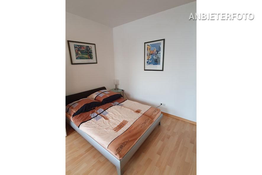 Gepflegt möblierte und zentral gelegene Wohnung in Düsseldorf-Stadtmitte