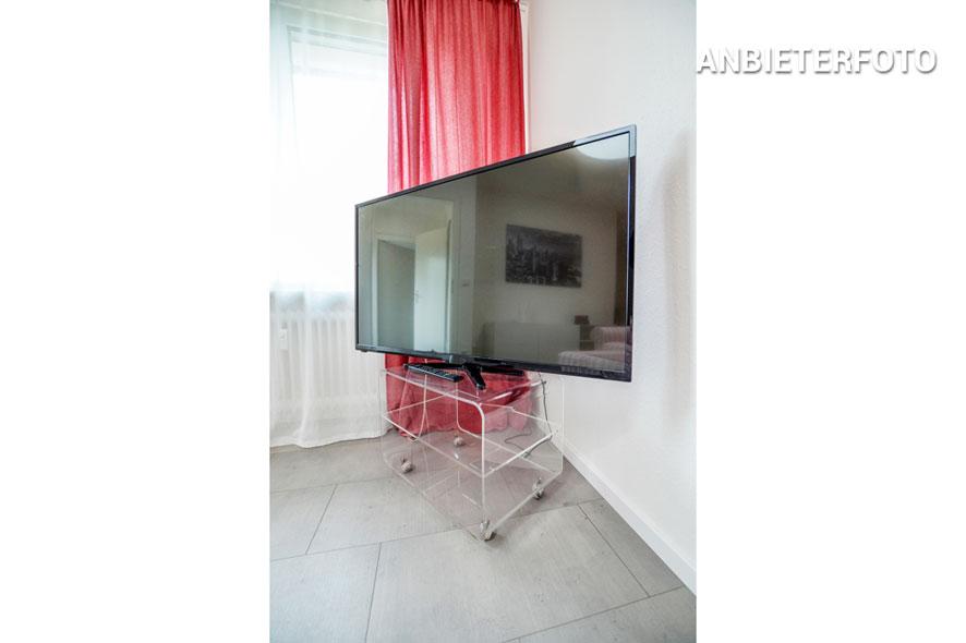 Modern möbliertes und ruhig gelegenes Apartment in Düsseldorf-Wersten