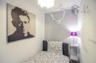 Modern möblierte und zentral gelegene Wohnung in Düsseldorf-Bilk