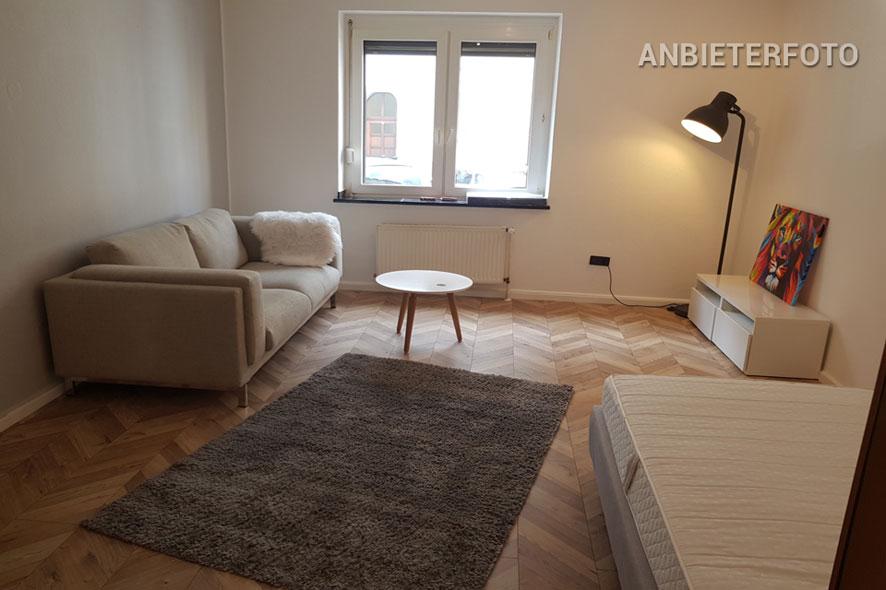 Modern möblierte und zentral gelegene Wohnung in Düsseldorf-Oberbilk