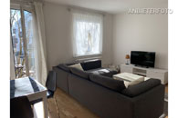High-quality furnished apartment in Düsseldorf-Unterbilk