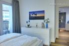Gestylt möbliertes und zentral gelegenes loftähnliches Apartment in Düsseldorf-Unterbilk