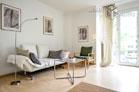 Centrally located furnished apartment near Hofgarten in Düsseldorf-Pempelfort