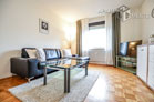 Modernly furnished and quietly situated apartment in Düsseldorf-Unterrath