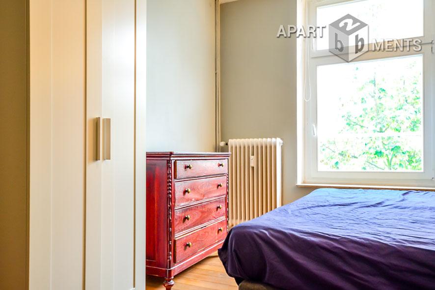 Modern möbliertes Apartment in Düsseldorf-Unterbilk