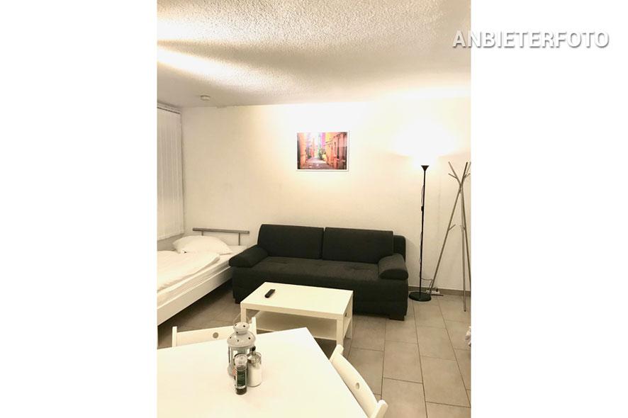 Möbliertes Studio in Düsseldorf-Wersten