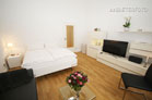 Modern furnished apartment of the top category in Dusseldorf-Düsseltal