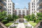 Möbliertes Luxus Apartment im schönen Andreas Quartier in Düsseldorf-Altstadt