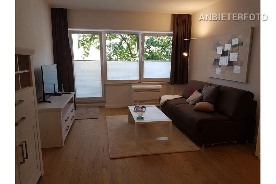 Möbliertes Apartment mit Balkon in Leverkusen-Opladen