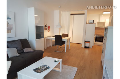 Furnished apartment with balcony in Leverkusen-Opladen