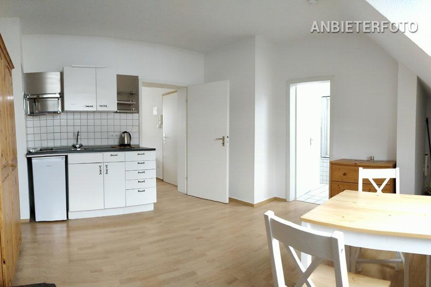 Modern möblierte und zentral gelegenes Apartment in Düsseldorf-Stadtmitte