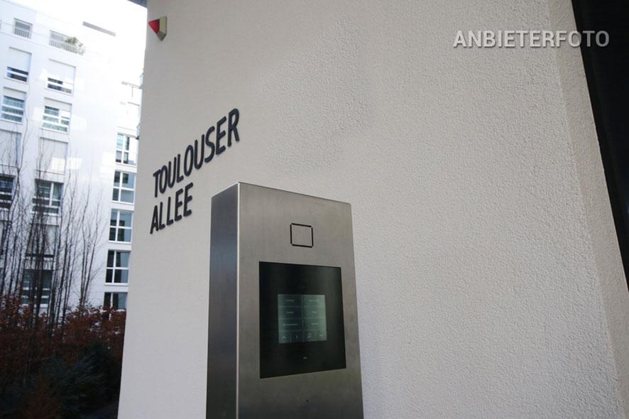 Geräumige und top möblierte Wohnung im Pandion Le Grand in Düsseldorf-Pempelfort