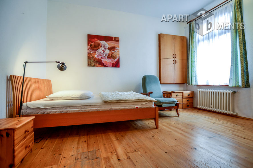 neat furnished single apartment in Bonn-Nordstadt near center