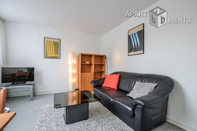 möblierte Wohnung in Toplage von Bonn-Rüngsdorf