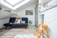 Modern möbliertes Single-Apartment zentral in Bonn-Nordstadt