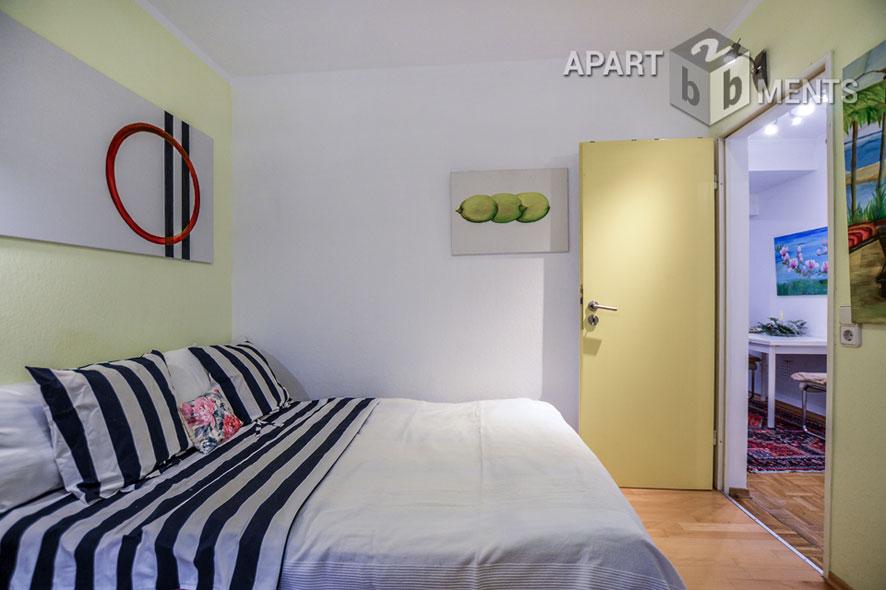 Möbliertes Zimmer in 3er WG in Bonn-Castell direkt am Rhein