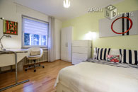 Furnished room in 3er WG in Bonn-Castell directly at the Rhine