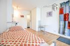 gepflegt möbliertes Single-Apartment in guter Wohnlage in Bonn-Holzlar