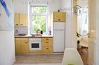 Gepflegt möblierte Wohnung mit Gartennutzung in Bonn-Nordstadt