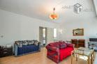 Möblierte Singlewohnung mit großem Balkon in Bonn-Villenviertel