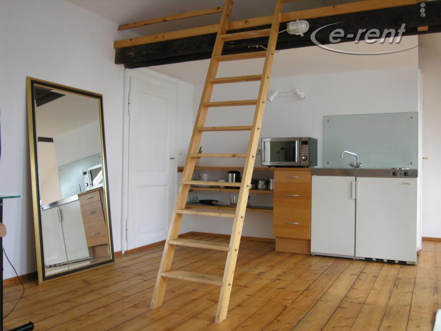 helles Appartement in zentraler Südstadt-Lage, 35 qm, trotz Bahnlage ruhig, da komplett schallisoliert