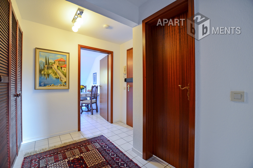 2 room apartment of the high category