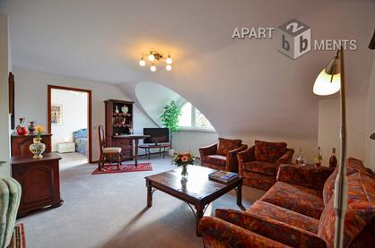 Elegant furnished apartment in beautiful avenue in Bonn-Dransdorf