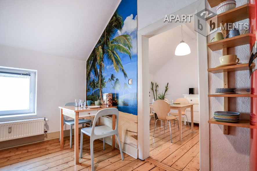 high-end 3 room apartment