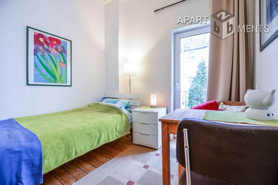 modernes Appartement in Rheinnähe