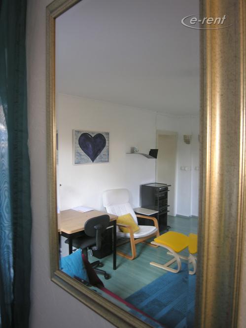 1-Zimmer-Wohnung in ruhiger Lage  - 1. Preis im Rundschau-Wettbewerb für den schönsten Garten der Region im Sommer 2007