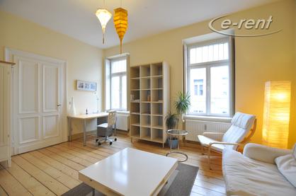 Modern möblierte komfortable Wohnung in Bonn-Nordstadt
