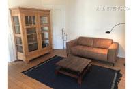Modern möblierte und geräumige Altbauwohnung in der Bonn-Gronau