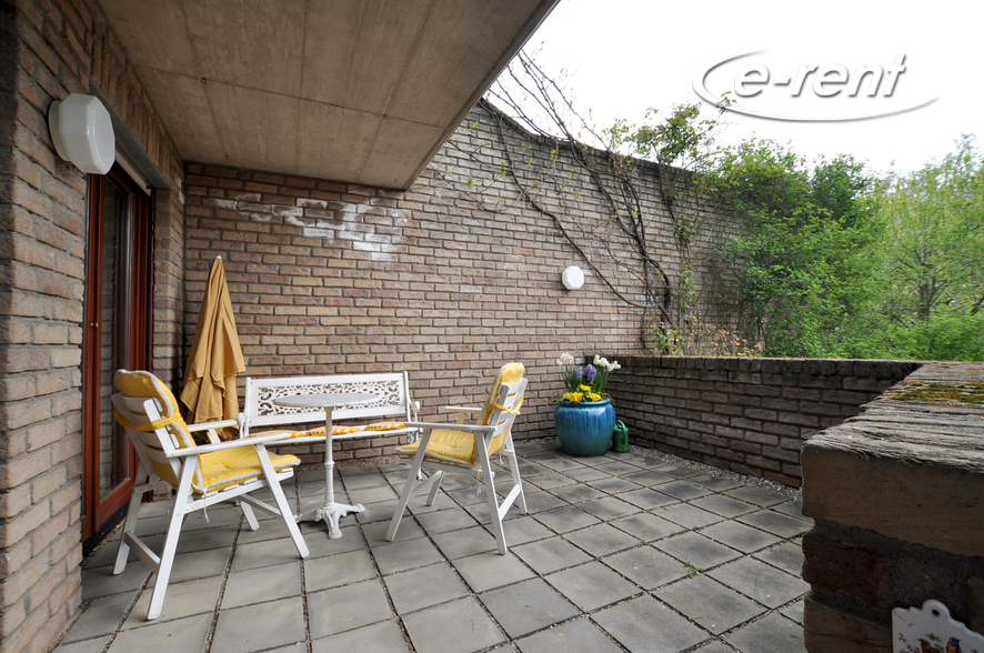 Möblierte und ruhig gelegene geräumige Wohnung in Brühl-Pingsdorf