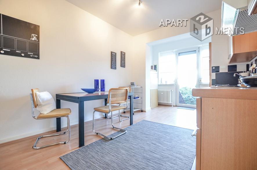 modern möblierte Altbauwohnung in Bonn-Poppelsdorf