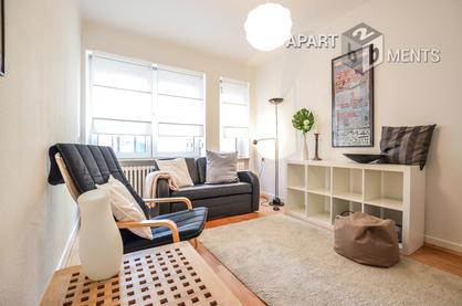 Modern furnished apartment in Bonn-Poppelsdorf