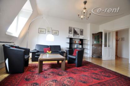 Möblierte Wohnung in sehr zentraler Lage der Bonner Südstadt