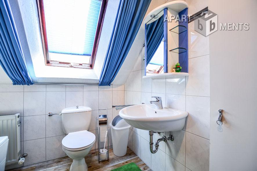 modern möblierte Wohnung in ruhiger Wohnlage von Bonn-Brüser Berg