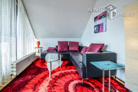 Modern furnished apartment in quiet residential area of Bonn-Brüser Berg