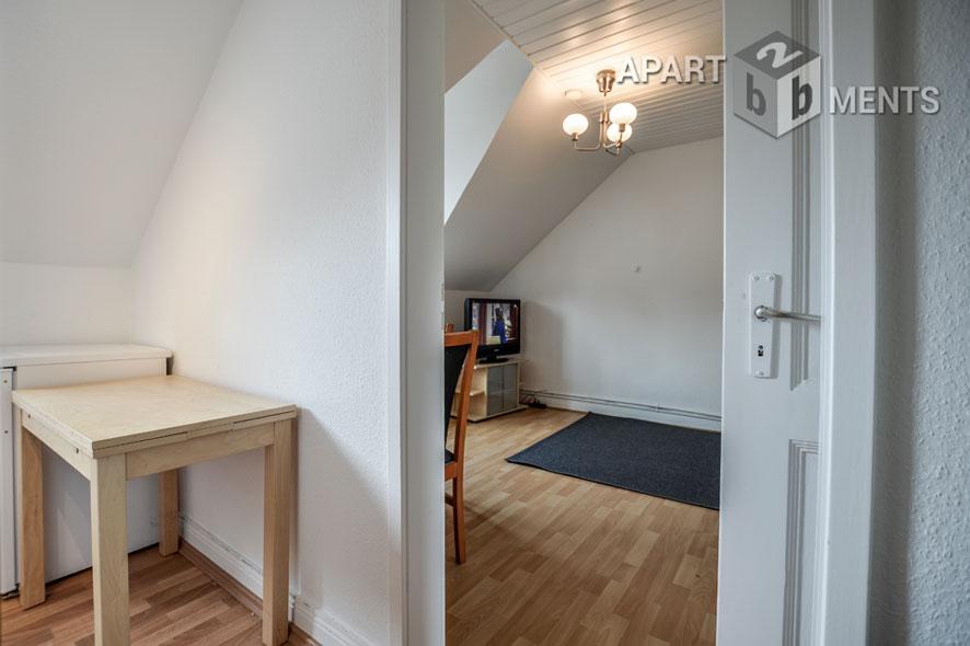 Ansprechend möblierte Singlewohnung in Bonn-Ramersdorf