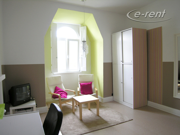 Furnished single apartment in central and quiet location in Bonn-Gronau