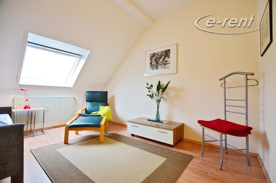 furnished, quiet 2 room apartment in Bonn-Rungsdorf