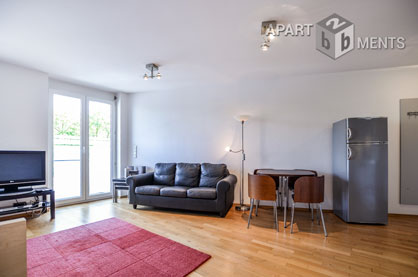 Modern furnished exclusive apartment in Bonn-Poppelsdorf