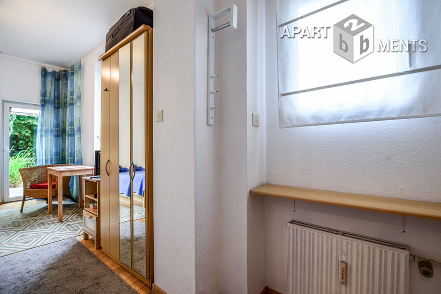 modern möbliertes Singleapartment in Rheinnähe in Bonn-Rüngsdorf