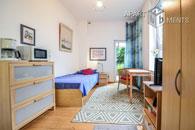 Modern furnished single apartment near the Rhine in Bonn-Rüngsdorf