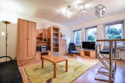 Möbliertes und geräumiges Apartment in zentraler Lage von Bonn-Gronau