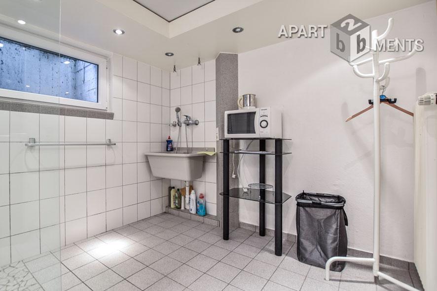 modern furnished single apartment in Bad Godesberg-Friesdorf