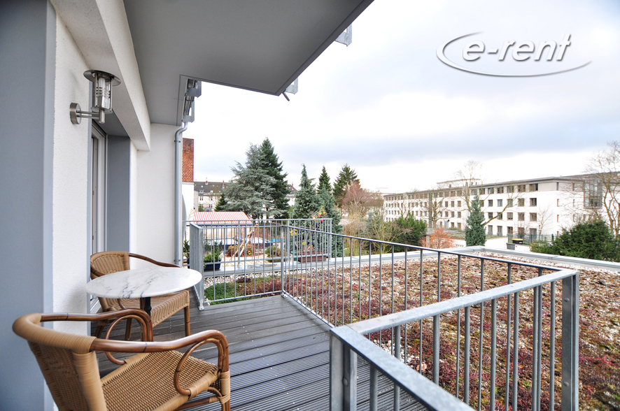 elegant 2 room apartment in a central location with boarding house service