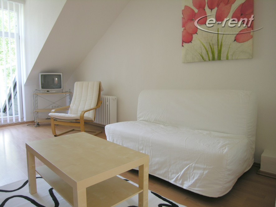 1 Zimmer-Wohnung in zentraler Lage