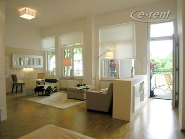 Hochwertig möbliertes Apartment in bester Lage im Villenviertel in Bonn