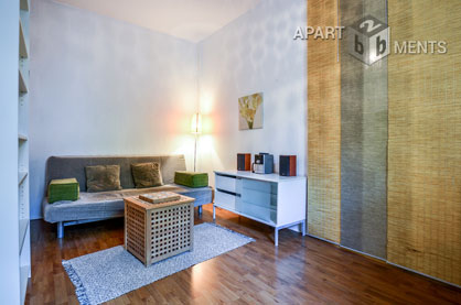 Furnished and spacious top category apartment in Bonn-Nordstadt